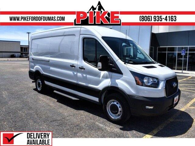 2021 Ford Transit Cargo Van  Pampa TX