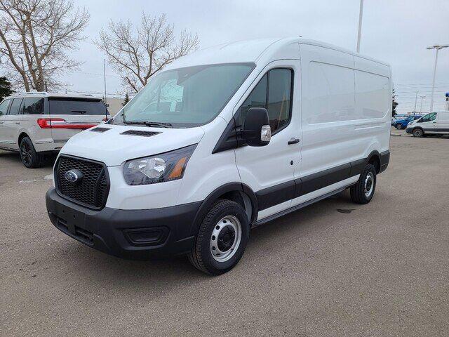 2021 Ford Transit Cargo Van T250 Calgary AB