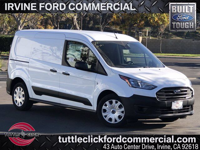 2021 Ford Transit Connect Cargo Van LWB XL Gas Irvine CA