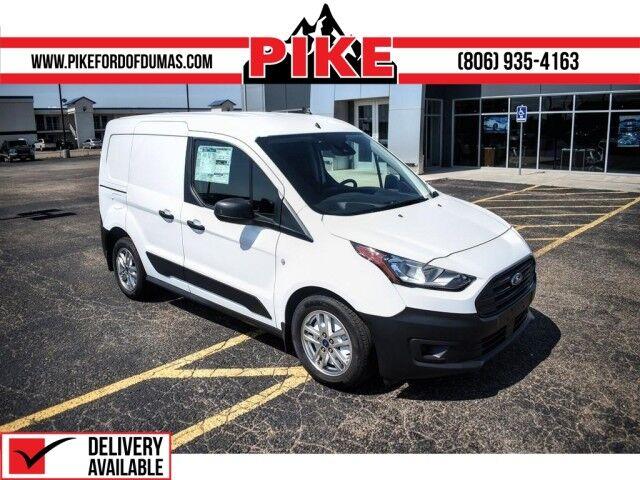 2021 Ford Transit Connect Van XL Pampa TX