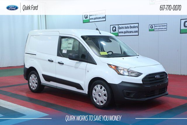 2021 Ford Transit Connect Van XL Quincy MA