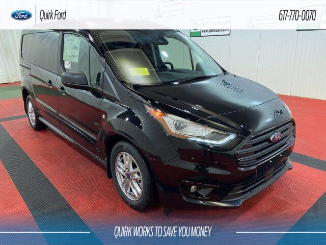 2021 Ford Transit Connect Van XLT Quincy MA