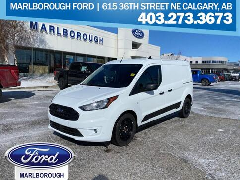 2021_Ford_Transit Connect_XLT Cargo  - Fog Lamps_ Calgary AB