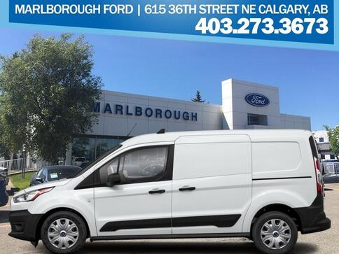 2021_Ford_Transit Connect_XLT Cargo_ Calgary AB