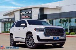 2021_GMC_Acadia_4DR FWD DENALI_ Wichita Falls TX