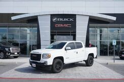 2021_GMC_Canyon_2WD Elevation_  TX