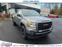 2021_GMC_Canyon_2WD Elevation Standard_ Asheboro NC