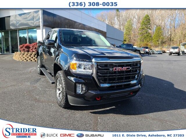2021 GMC Canyon 4WD AT4 w/Leather Asheboro NC