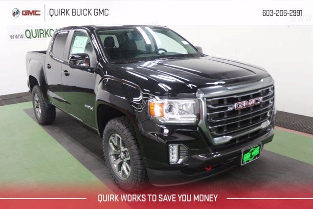 2021 GMC Canyon 4WD AT4 w/Leather Manchester NH