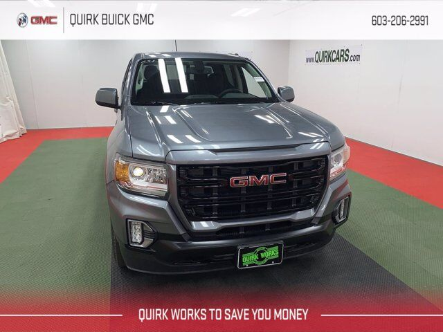 2021 GMC Canyon 4WD Elevation Manchester NH