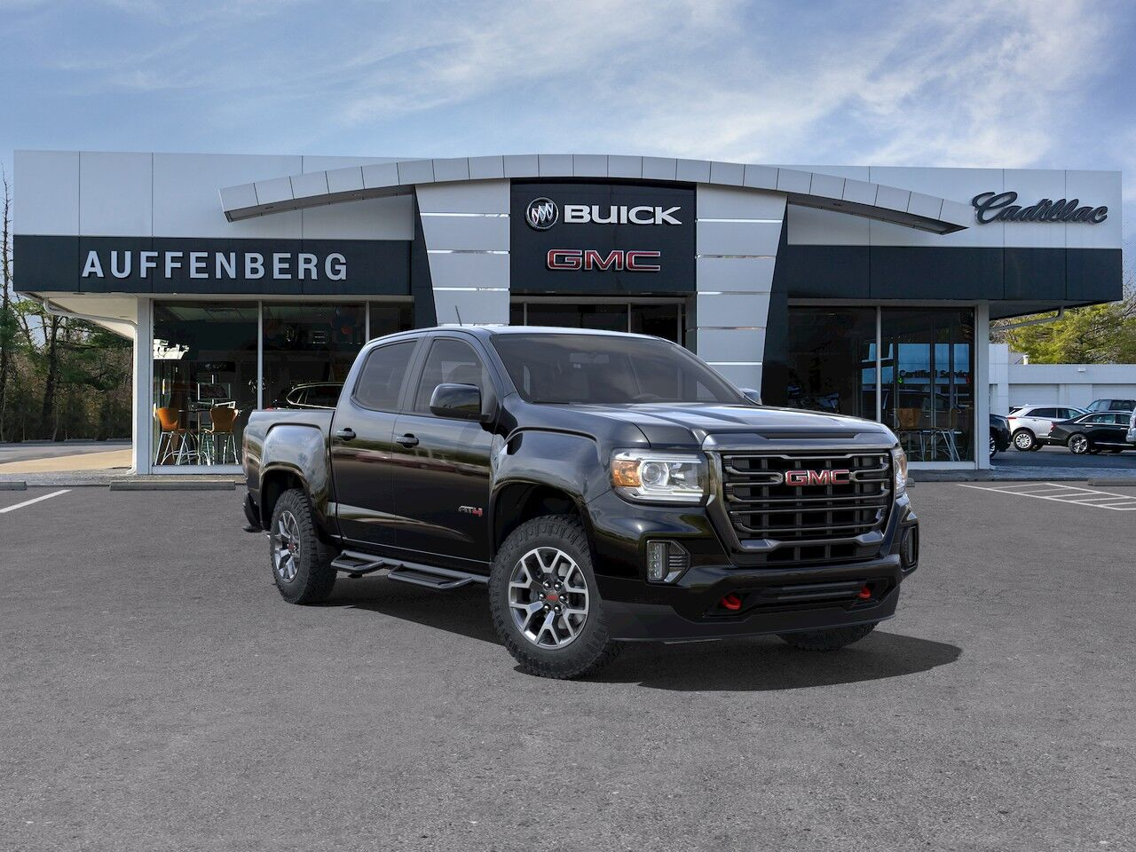 2021 GMC Canyon AT4 - Leather Carbondale IL