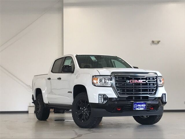 2021 GMC Canyon AT4 w/Leather Racine WI