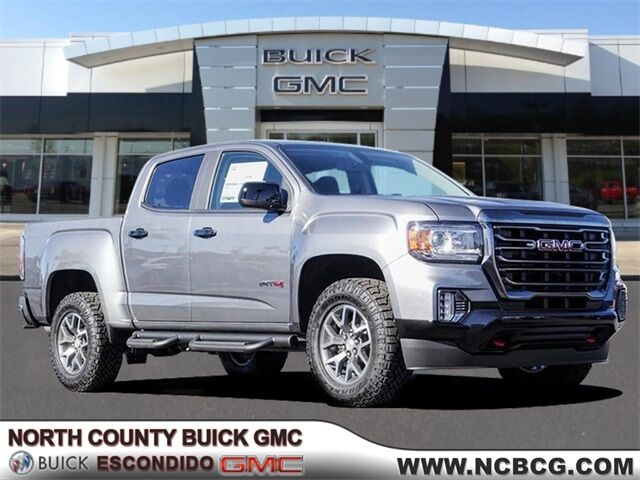 2021 GMC Canyon AT4 w/Leather San Diego County CA