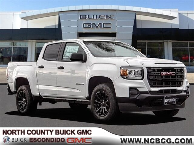 2021 GMC Canyon Elevation Standard San Diego County CA