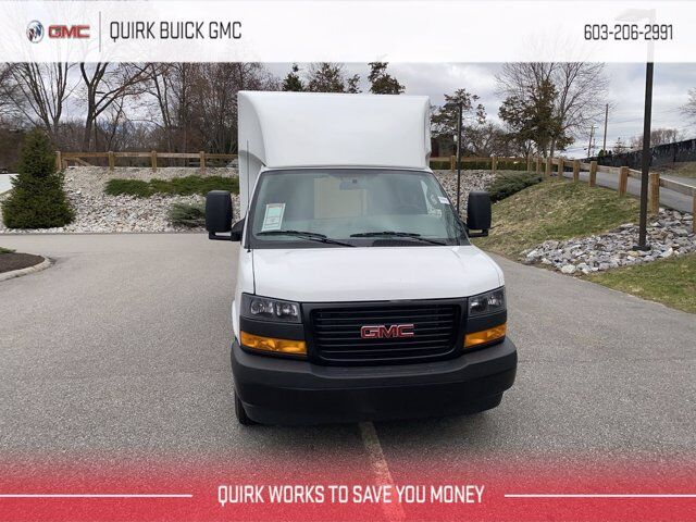 2021 GMC Savana Commercial Cutaway BASE Manchester NH