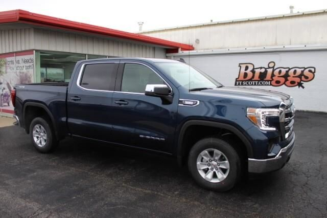 2021 GMC Sierra 1500 4WD Crew Cab 147 SLE Fort Scott KS