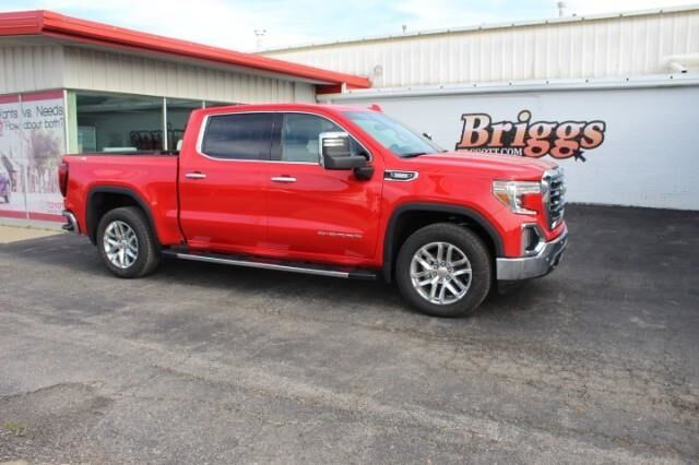2021 GMC Sierra 1500 4WD Crew Cab 147 SLT Fort Scott KS