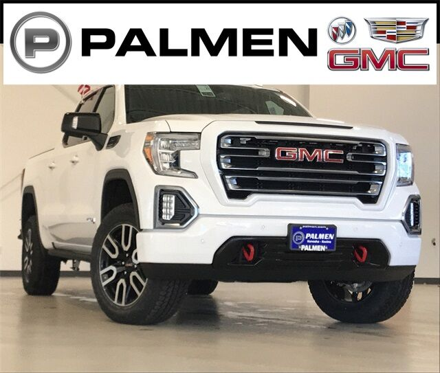 2021 GMC Sierra 1500 AT4 Racine WI