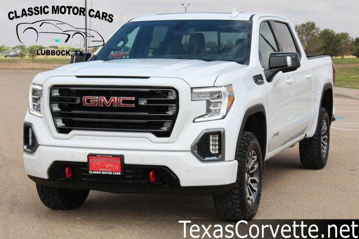 2021 GMC Sierra 1500 AT4 Lubbock TX