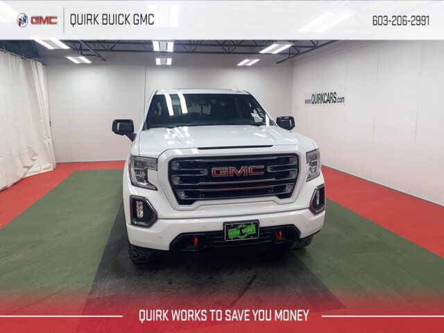 2021 GMC Sierra 1500 AT4 Manchester NH
