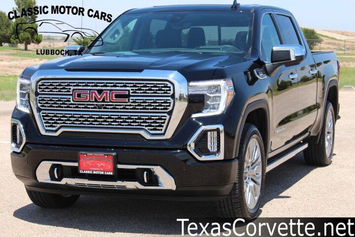 2021 GMC Sierra 1500 Denali Lubbock TX