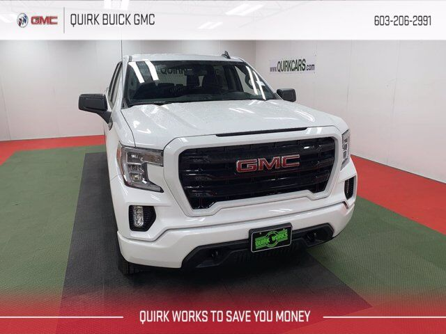 2021 GMC Sierra 1500 Elevation Manchester NH