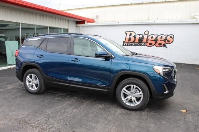 2021 GMC Terrain AWD 4dr SLE Fort Scott KS