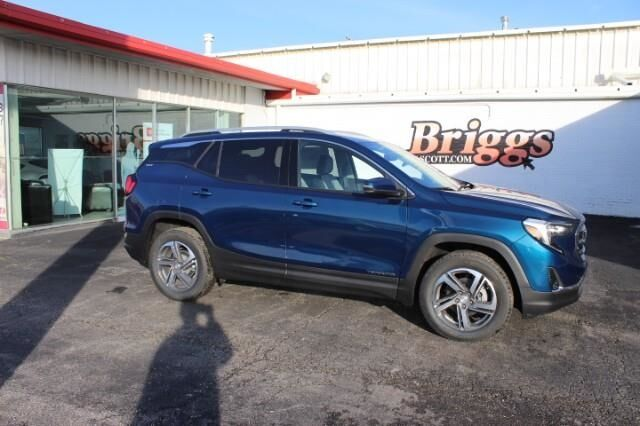 2021 GMC Terrain AWD 4dr SLT Fort Scott KS