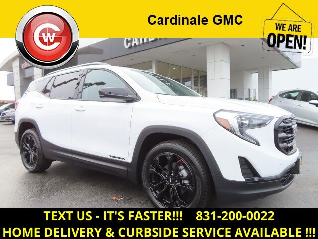 2021 GMC Terrain SLE Seaside CA