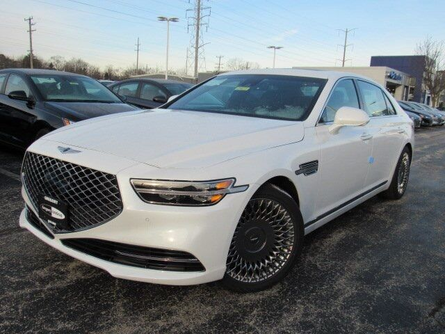 2021 Genesis G90 5.0 Ultimate Highland Park IL