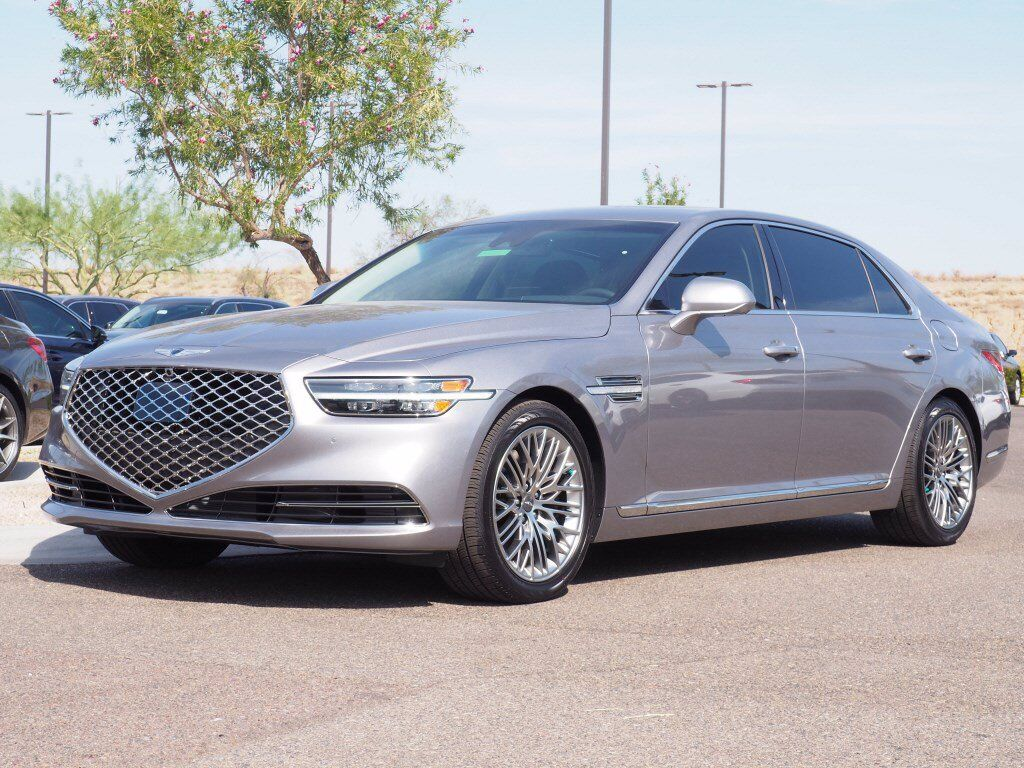 2021 Genesis G90 5.0L Ultimate Scottsdale AZ