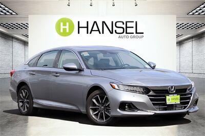 2021_Honda_Accord_EX-L_ Santa Rosa CA