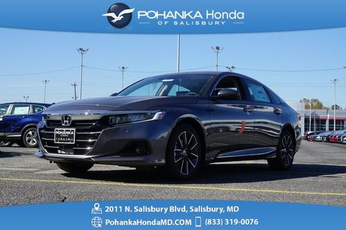 2021_Honda_Accord_EX-L_ Salisbury MD