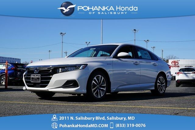 2021 Honda Accord Hybrid Base Salisbury MD