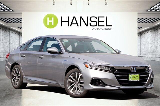 2021 Honda Accord Hybrid EX Santa Rosa CA