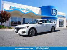 2021_Honda_Accord Hybrid_EX_ Johnson City TN