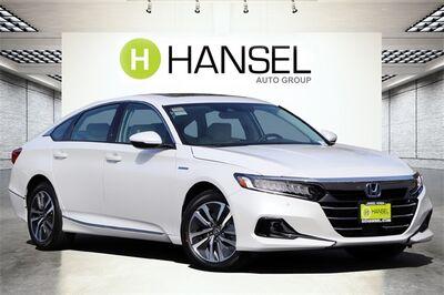 2021_Honda_Accord Hybrid_EX-L_ Santa Rosa CA