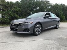2021_Honda_Accord Hybrid_EX-L_ Delray Beach FL