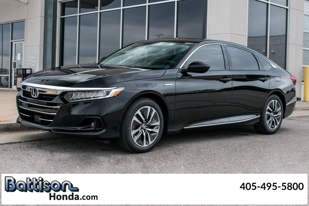 2021_Honda_Accord Hybrid_EX-L_ Oklahoma City OK