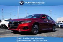 Honda Accord Hybrid EX-L 2021