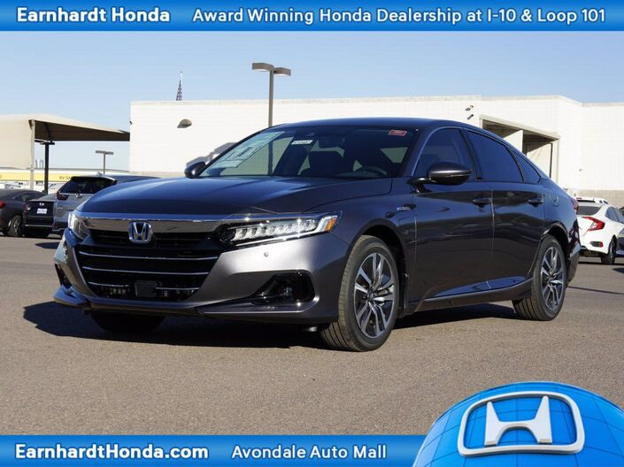 2021 Honda Accord Hybrid EX-L Sedan Avondale AZ