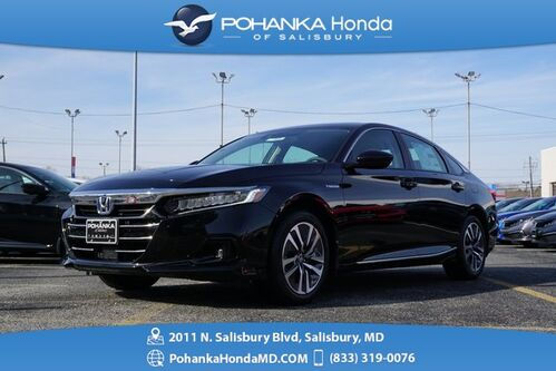 2021_Honda_Accord Hybrid_EX_ Salisbury MD