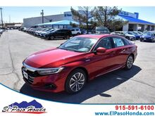 2021_Honda_Accord Hybrid_EX Sedan_ El Paso TX