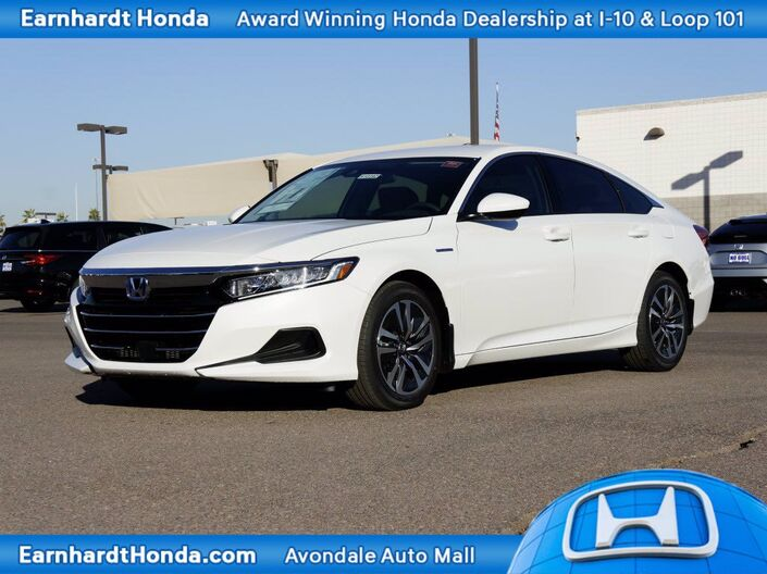 2021 Honda Accord Hybrid Sedan Avondale AZ