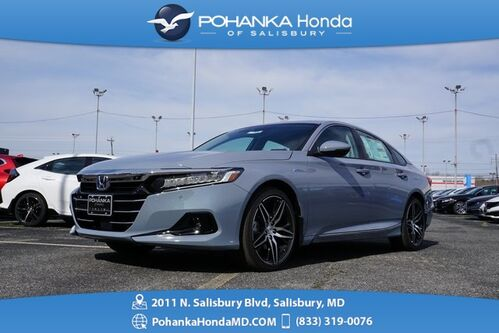2021_Honda_Accord Hybrid_Touring_ Salisbury MD