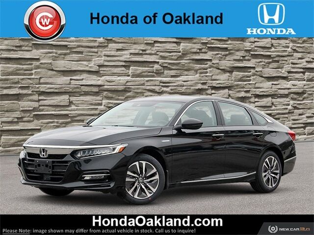 2021 Honda Accord Hybrid Touring Oakland CA