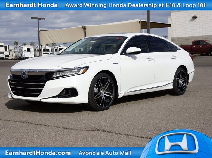 2021 Honda Accord Hybrid Touring Sedan Avondale AZ