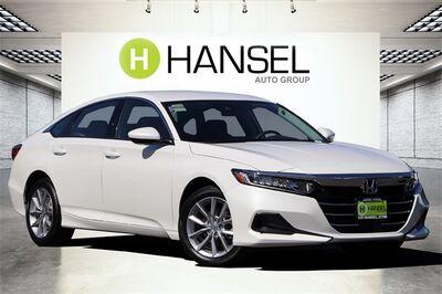 2021_Honda_Accord_LX_ Santa Rosa CA