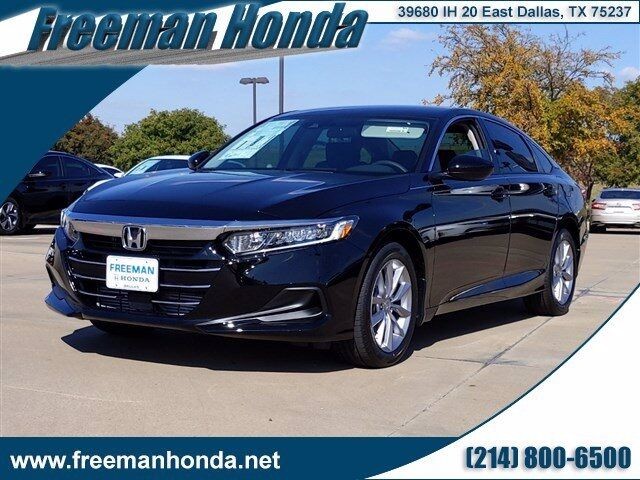 2021 Honda Accord LX Dallas TX