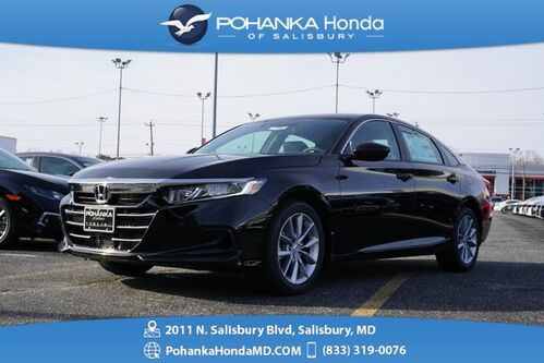 2021_Honda_Accord_LX_ Salisbury MD